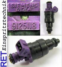 Einspritzdüse SIEMENS 9125118 Volvo V 40 S 40 2,0 gereinigt & geprüft