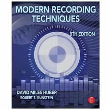 Modern Recording Techniques Audio Engineering Society Presents
