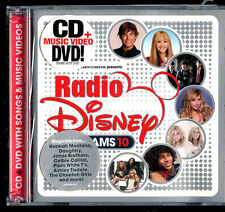 Radio Disney Jams, Vol. 10 by Disney (CD,Disney)Jonas Brothers,Miley Cyrus-NEW