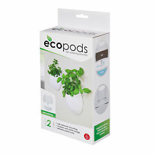Ecopods - Self Watering Indoor Planters for Herbs from ThumbsUp! FREE UK P&P