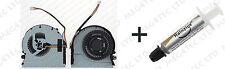 Lenovo Ideapad Z480 Z485 Z580 Z585 CPU Ventola di raffreddamento + ARGENTO PASTA TERMICA B138
