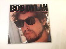 """Bob Dylan LP 1983 Infidels 25539 & SLEEVE 12"""" Vinyl Record GC A1 B2"""