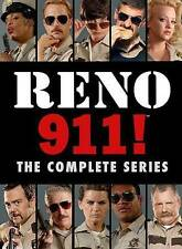 Reno 911!: The Complete Series (DVD, 2014, 14-Disc Set)