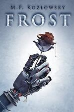 Frost by M.P. Kozlowsky rare ARC copy free shipping