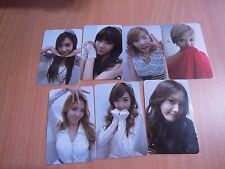 SNSD - MR.TAXI  [Official 7 Photocard SET]