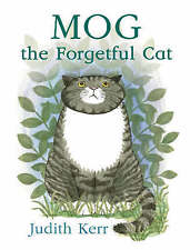 Mog the Forgetful Cat (Mog the Cat Board Books), Judith Kerr, New Book