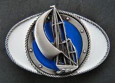 Sailboat Sailing Sail Sailors Captain Yacht  Belt Buckles Boucle de Ceinture