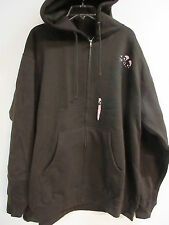 NEW - FALL OUT BOY CONCERT MUSIC ZIP UP HOODIE SWEATSHIRT EXTRA LARGE