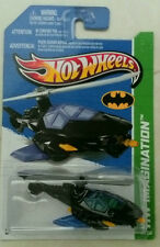 Hot Wheels 1:64 Batcopter (Batman, Dark Knight, Batmobile, Batwing, Tumbler)