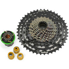 Hope Cassette 11 Speed 10-48T w/ Pro 4 Freehub Body Conversion Kits - New