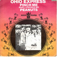 """7"""" 45 TOURS FRANCE OHIO EXPRESS """"Pinch Me / Peanuts"""" 1969"""