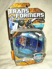 Transformers Action Figure RTS Deluxe Turbo Tracks 6 inch