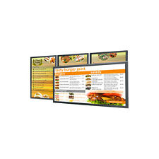 Digital Restaurant Menu Boards