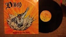 "DIO - RAINBOW IN THE DARK 3 TRACK 12"" SINGLE 1983 VERTIGO DIO 212"