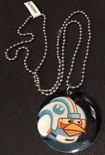 ANGRY BIRDS Star Wars HOTH PILOT Dog Tag #21 Authentic ROVIO Tough To Find NEW