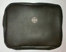 Pan Am Brown Toiletry Bag