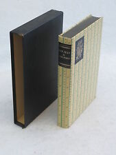 Lord Byron DON JUAN Heritage Press in Slipcase with Sandglass