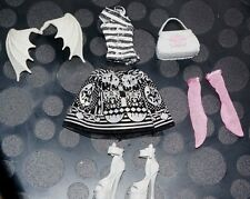 Monster High Doll Rochelle Goyle's Clothes,Shoes/Bag,Wings