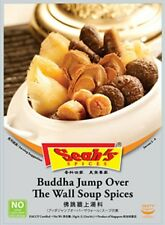 Seah's Spices Singapore Recipe for Buddha Jump Over The Wall Soup Spices 35g