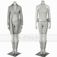 Legends of Tomorrow White Canary Sara Lance Cosplay Costume Custome-Made