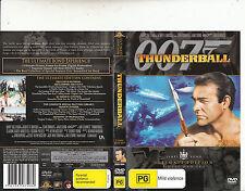 Thunderball 007-Sean Connery-1965-[2 Disc]-Movie-DVD