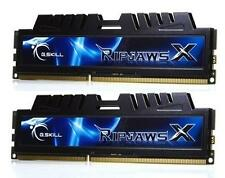 16GB G.Skill DDR3 PC3-17000 2133MHz RipjawsX Series for Intel CL9 Dual kit