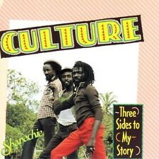 Culture - Three Sides to My Story [New CD]