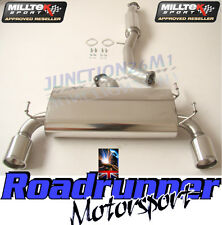 Milltek Sport Nissan 350Z 2005 Stainless Steel Y-Pipe Back Exhaust System New