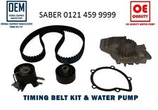 Peugeot 307 407 2.0 HDi Timing Belt Kit Inc Water Pump Cambelt Brand New