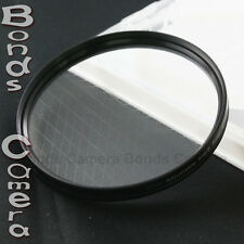 77 mm 77mm Rotating 8-Point Star Cross Screen Filter