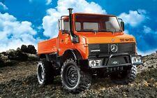 Tamiya 58609 1/10 EP RC Car CC01 Chassis Mercedes-Benz Unimog 425 Truck w/ESC