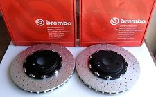 Bremsscheiben Brembo Mercedes CLK63 SLK 55 AMG C209 A209 R171 09.9547.33