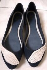 MELISSA WOMENS FLATS SHOES (SIZE 37 us/ 36 bra)