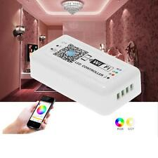 DIY Mode RGB WiFi Controller Remote LED Strip Lights for iOS Music/ Timing I7O7
