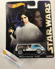 Star Wars * Dream Van XGW * Leia * 2015 Hot Wheels Pop Culture Case E * H36