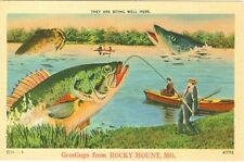 Rocky Mount, MO Big Fish are biting in Rocky Mount