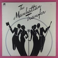 The Manhattan Transfer - Self Titled - Atlantic K50138 Ex Condition A1/B1