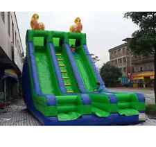 Inflatable Bounce House Castle Ball Slide Obstacle Course Trampoline Commercial