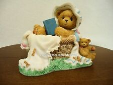 Cherished Teddies Alexis 2000 Syndicated Catalog Excl NIB