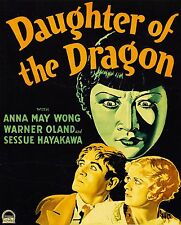 "Anna May Wong - ""Daughter of the Dragon"" - Warner Oland - 1931 Classic!!!  - DVD"