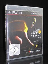 PS3 - LE TOUR DE FRANCE - 2012 - Playstation 3 - Radrennen *** NEU ***