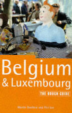 Phil Lee, Martin Dunford Belgium & Luxembourg: the Rough Guide Very Good Book