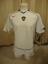 Russia 2004 - 2006 Away Shirt by Nike  BNWT - Adults Large