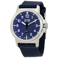 Oris Bc3 Advanced Day Date Mens Watch 01 735 7641 4165-07 5 22 26