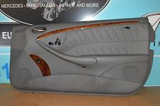 03-05 W209 MERCEDES CLK320 CLK500 CONVERTIBLE FRONT RIGHT PASSENGER DOOR PANEL