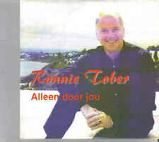 Ronnie Tober-Alleen Door Jou cd single
