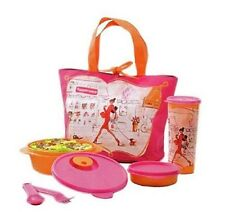 Tupperware Miss Belle Lunch Box Set