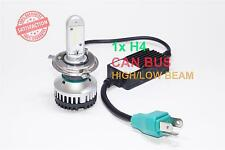1x LED H4 HIGH LOW BEAM CONVERSION KIT 6000K 3500LM MOTORBIKE MOTORCYCLE MOTO