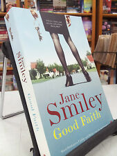 Good Faith by Jane Smiley (Paperback, 2004)