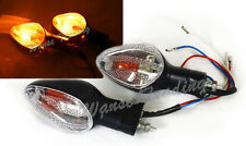 Front Turn Signal Bulb Light Clear Fit HONDA CBR125R CBR500R CB500X CB1300 NC700